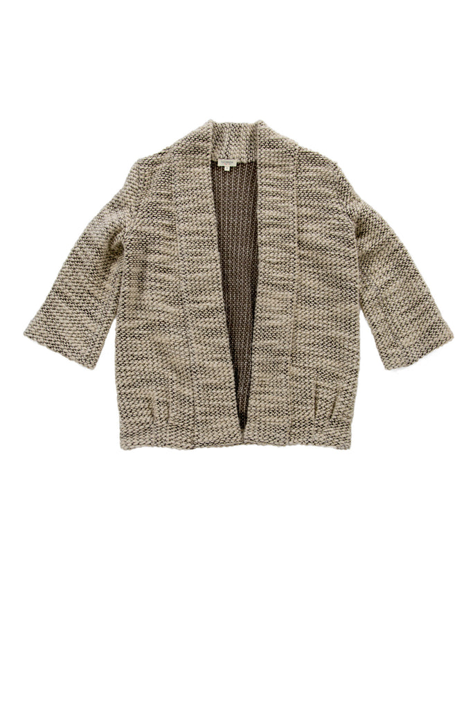 MARLEY SWEATER COAT