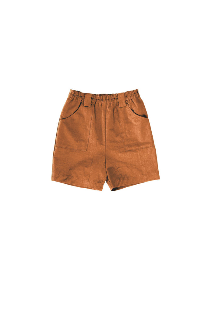 DYLAN SHORTS IN COPPER