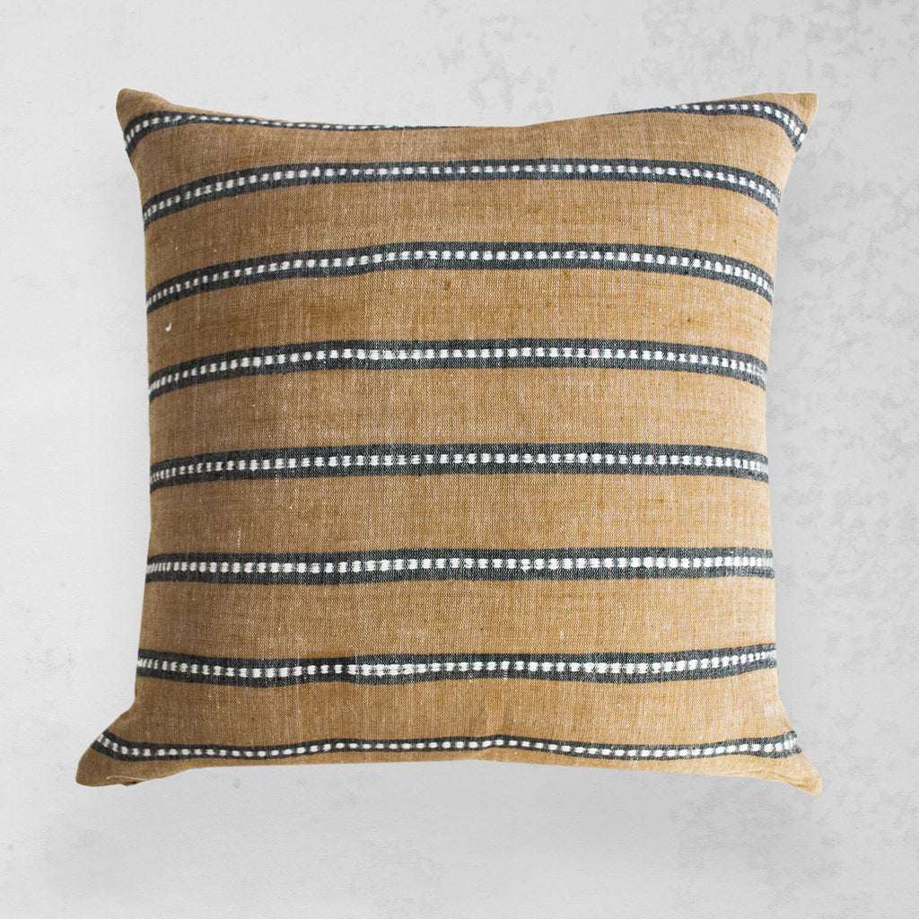 Kombolcha Pillow - Tan
