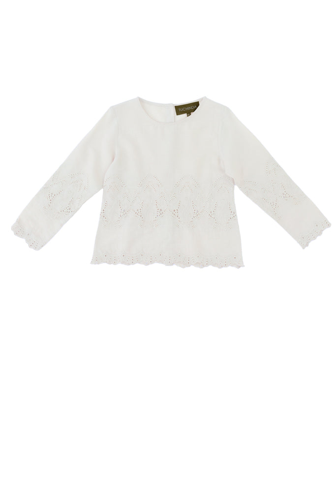 Junissa Top - Off White