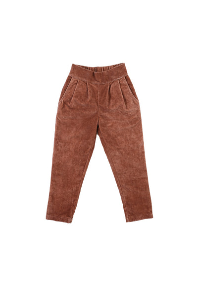 LANGLEY PANTS - ROSEWOOD