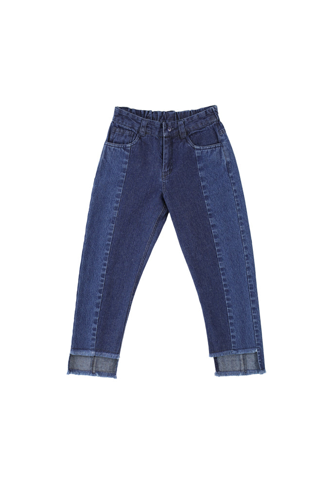 EMMYLOU JEANS - MIXED DENIM