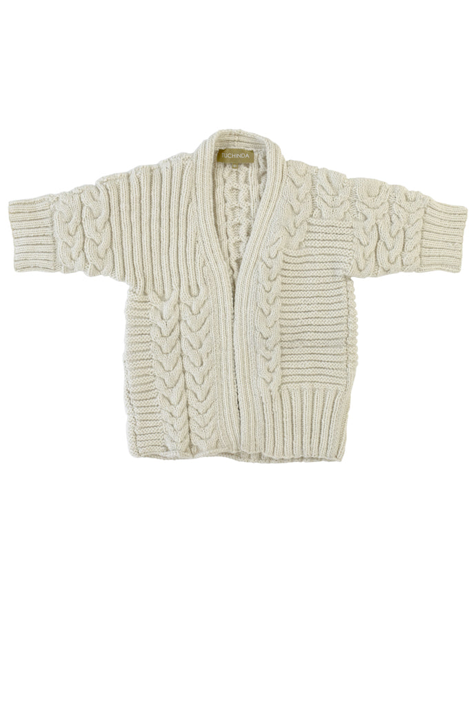 MANON SWEATER - CREAM