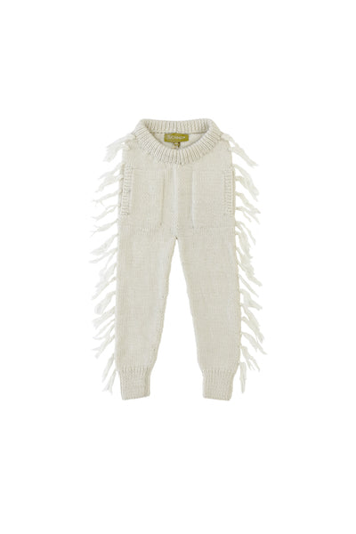 LINA PANTS - CREAM