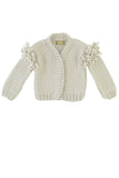 WAVERLY SWEATER - IVORY