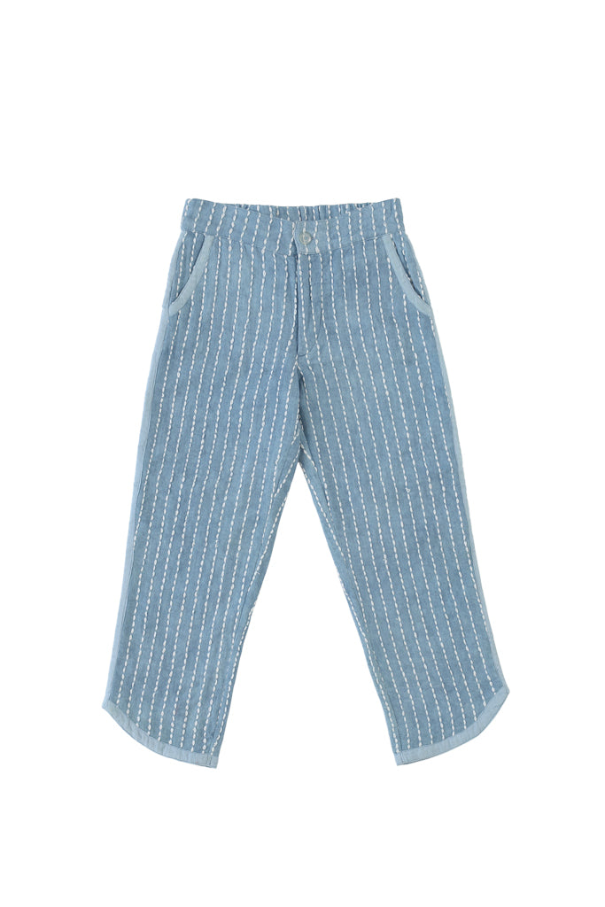 MATS PANTS - FADED INDIGO