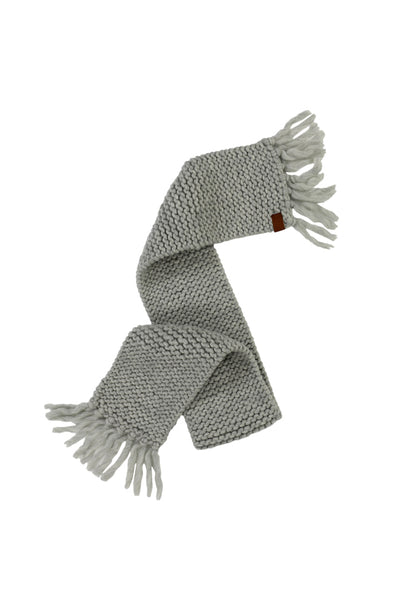 JAYA SCARF - LIGHT GREY