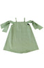 SIGRID DRESS - LAUREL GREEN