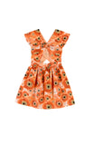 STINA DRESS - POPPIES