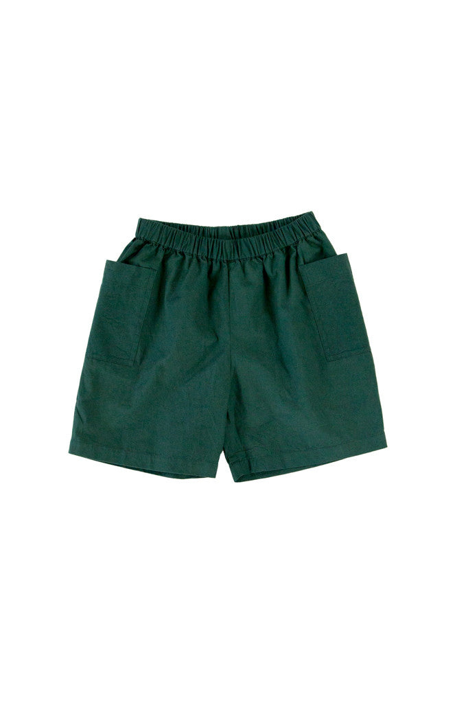 JONAS SHORTS - TREKKING GREEN
