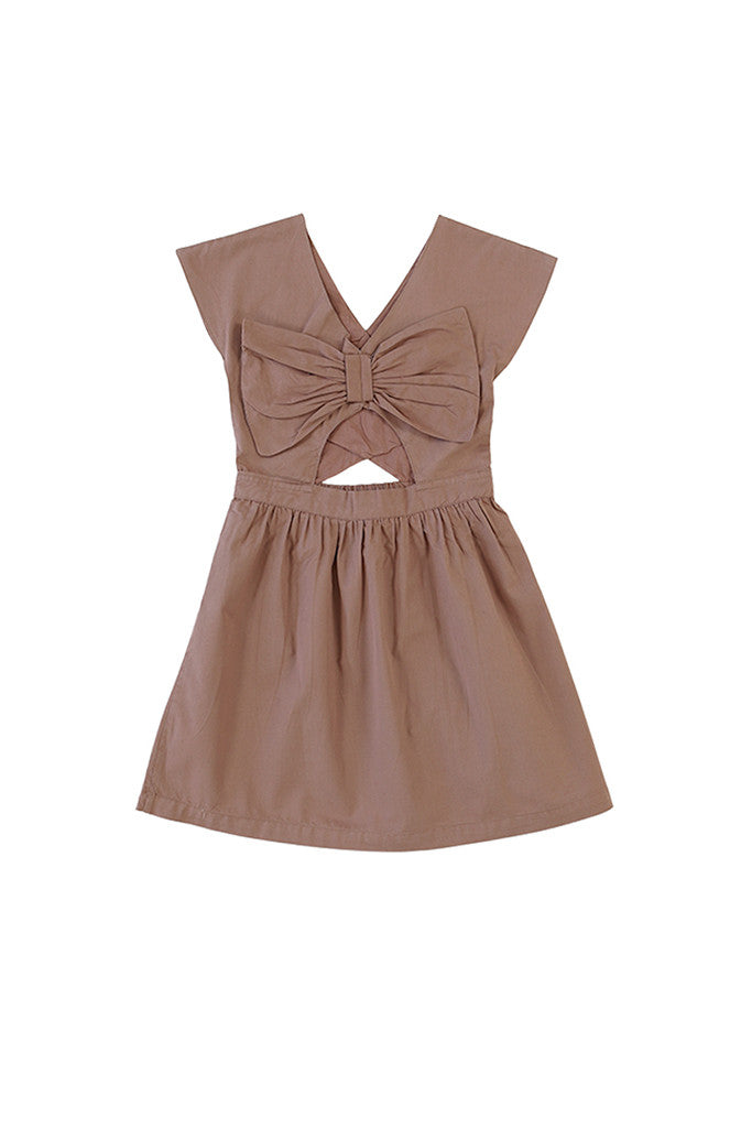 STINA DRESS - CORK