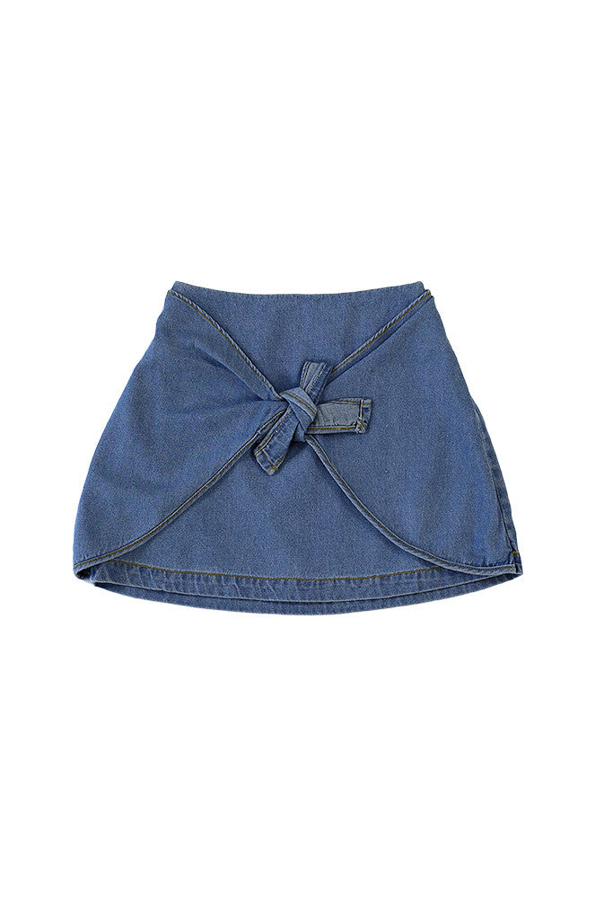 TILDE SKIRT - DENIM