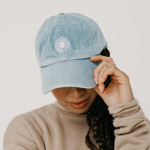 Posey Denim Hat
