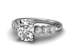 Bostonian Marielle Inspired Engagement Ring