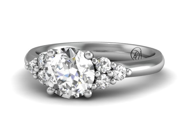 Bostonian Delana Engagement Ring