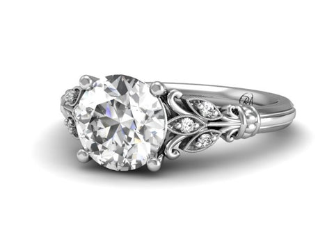 Bostonian Lily Engagement Ring