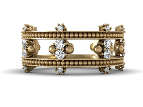 Royalty - Stacking Ring