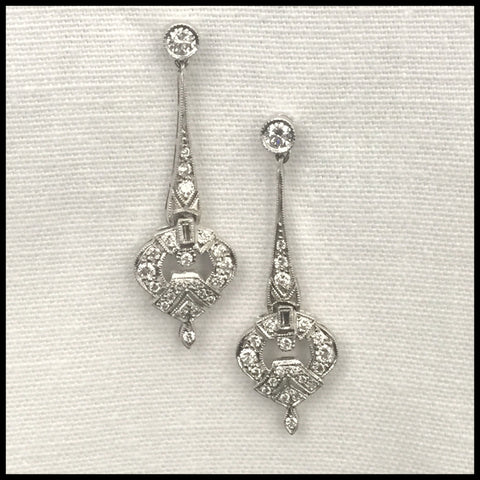 Victoria Drop Earrings