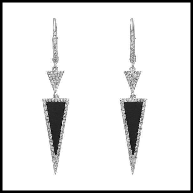 Jazz Noir Earrings