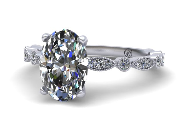 Bostonian Theresa - Engagement Ring