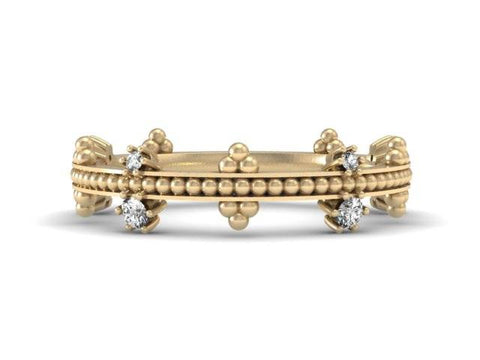 Nobility - Stacking Ring