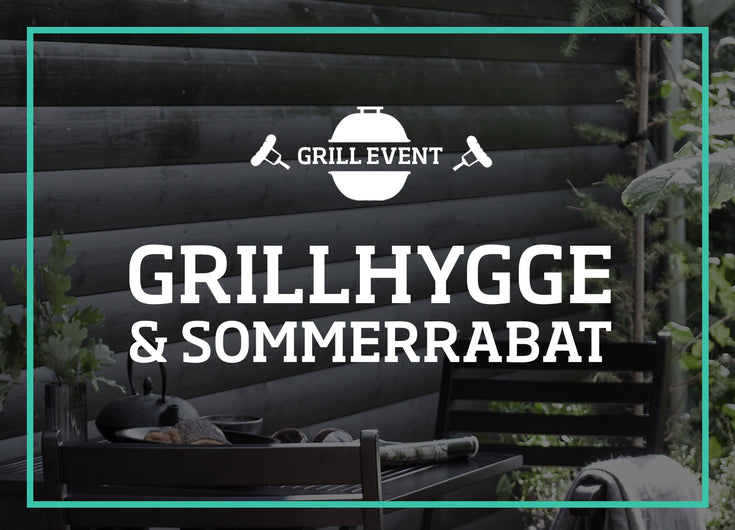 Pop-Up Grill Event med SAfire Nordic