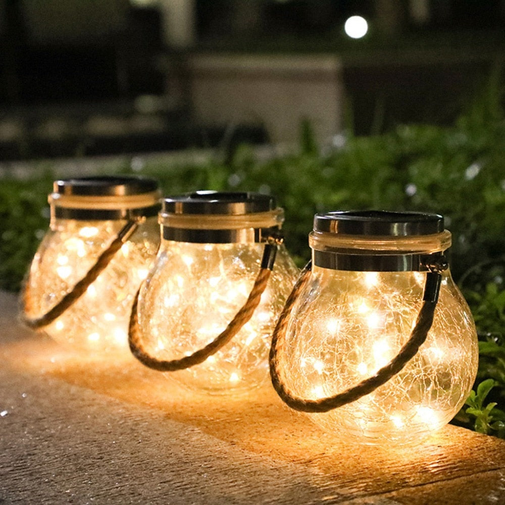 LED Solar Light Ball