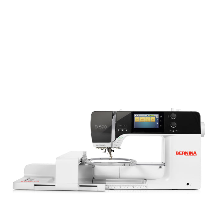 Bernina B590 inkl. Stickmodul
