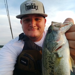 Ashley Chaney Hook 1 Outfitters Pro Staff Fishing