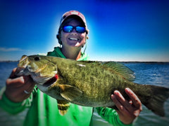 Teri Cindric Hook 1 Kayak Fishing Pro Staff