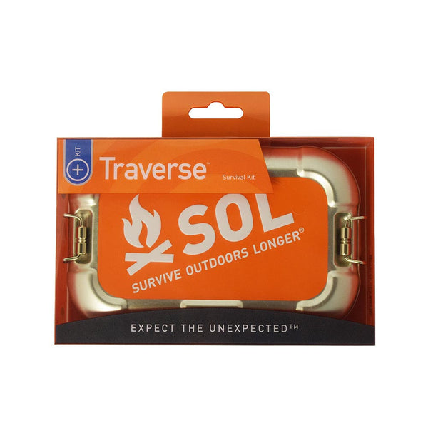 Traverse  Survival SOL - Hook 1 Outfitters/Kayak Fishing Gear