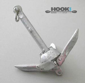 Folding Anchor - 1.5 lbs  Anchoring and Accessories SEA-Lect Designs - Hook 1 Outfitters/Kayak Fishing Gear