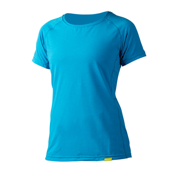 NRS Women's H2Core Silkweight Short-Sleeve Shirt - CLOSEOUT  Tops NRS - Hook 1 Outfitters/Kayak Fishing Gear
