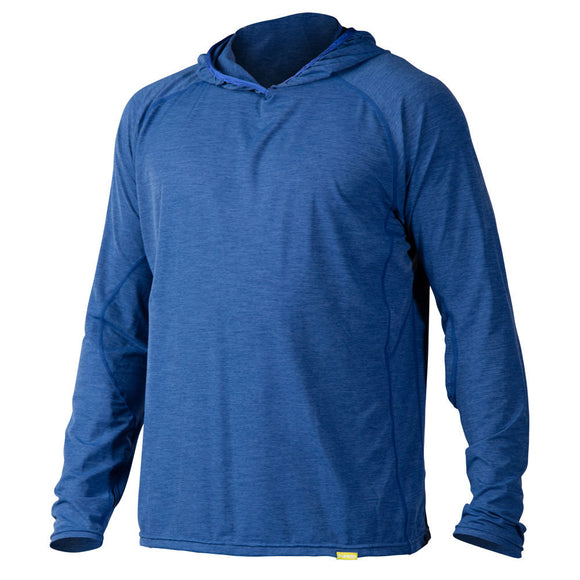 NRS Men's H2Core Silkweight Hoodie  Tops NRS - Hook 1 Outfitters/Kayak Fishing Gear