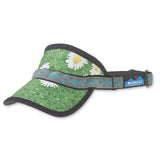 Synthetic Strapvisor Daisies Hats KAVU - Hook 1 Outfitters/Kayak Fishing Gear