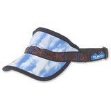 Synthetic Strapvisor Dream Blue Hats KAVU - Hook 1 Outfitters/Kayak Fishing Gear