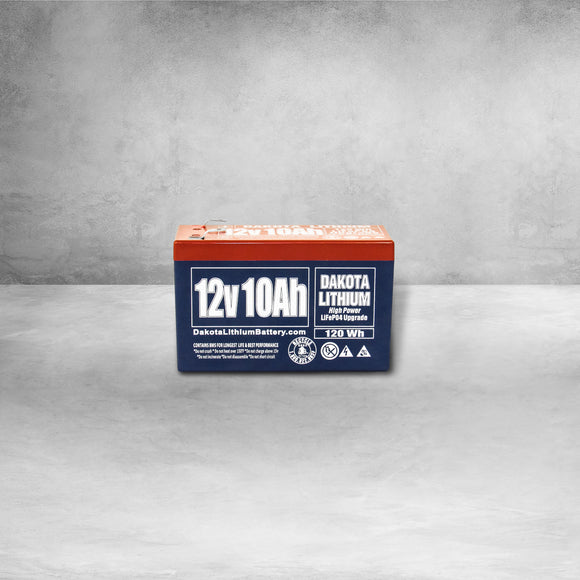 DAKOTA LITHIUM 12V 10AH BATTERY  Electronics Dakota Lithium - Hook 1 Outfitters/Kayak Fishing Gear