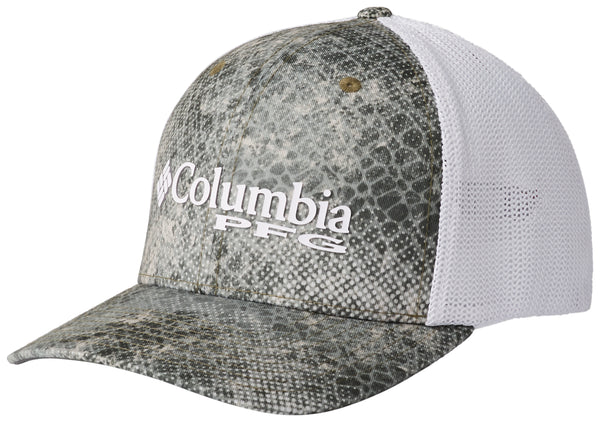 Camo Mesh Ball Cap Cypress Realtre  Hats Columbia - Hook 1 Outfitters/Kayak Fishing Gear