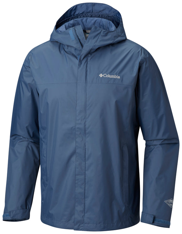Watertight™ II Jacket - CLOSEOUT Dark Mountain - CLOSEOUT / M Jackets Columbia - Hook 1 Outfitters/Kayak Fishing Gear