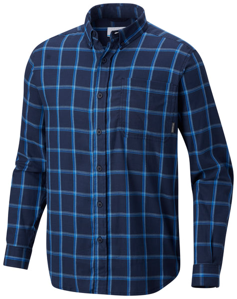 80de8c51041 SALE Out and Back™ II Long Sleeve Shirt Collegiate Navy - CLOSEOUT / M Tops  Columbia