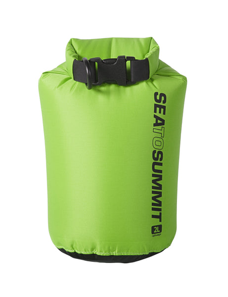 Lightweight Dry Sack 1L / APPLE GREEN Dry Bags and Cases SEA TO SUMMIT - Hook 1 Outfitters/Kayak Fishing Gear