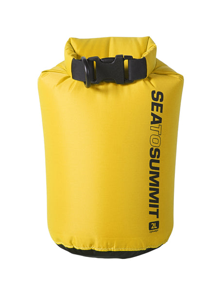 Lightweight Dry Sack 1L / YELLOW Dry Bags and Cases SEA TO SUMMIT - Hook 1 Outfitters/Kayak Fishing Gear