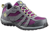 YOUTH REDMOND™ WATERPROOF Plum / 3 Footwear Columbia - Hook 1 Outfitters/Kayak Fishing Gear