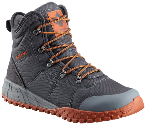 FAIRBANKS™ OMNI-HEAT™ Graphite, Dark / 9 Footwear Columbia - Hook 1 Outfitters/Kayak Fishing Gear
