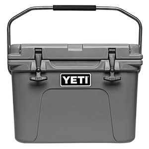 Roadie 20 Charcoal  Cooler Yeti - Hook 1 Outfitters/Kayak Fishing Gear