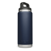 Rambler 18oz Bottle Navy  Cooler Yeti - Hook 1 Outfitters/Kayak Fishing Gear