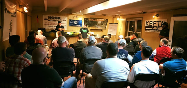 Advanced Kayak Fishing Techniques Seminar  Event Hook 1 Outfitters - Hook 1 Outfitters/Kayak Fishing Gear