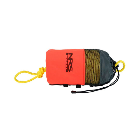 NRS Standard Rescue Throw Bag Orange Rescue and Safety NRS - Hook 1 Outfitters/Kayak Fishing Gear