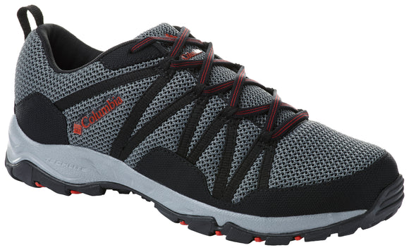 Columbia Men's FIRECAMP™ KNIT Graphite, Fiery / 9 Footwear Columbia - Hook 1 Outfitters/Kayak Fishing Gear