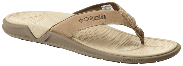 Columbia Men's ROSTRA™ PFG LE Sandy Tan, Wet / 9 Footwear Columbia - Hook 1 Outfitters/Kayak Fishing Gear